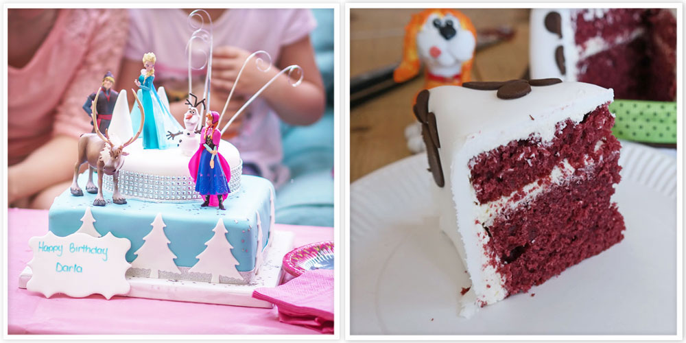 Birthday Cake Makers Manchester