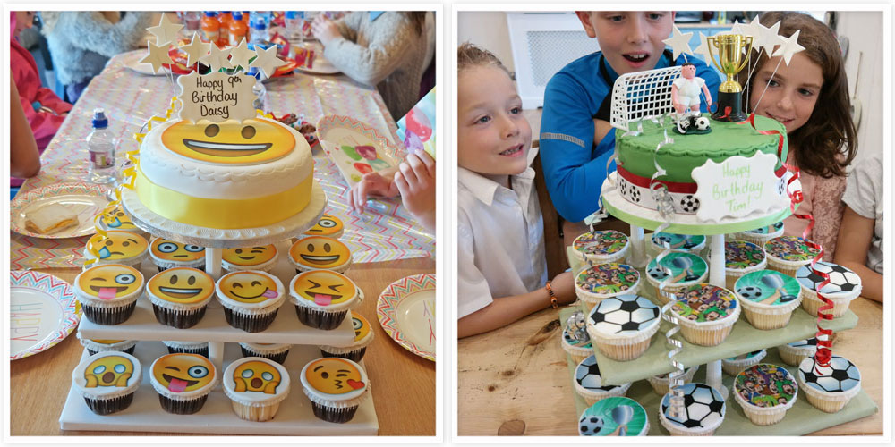 Birthday Cupcakes Reading