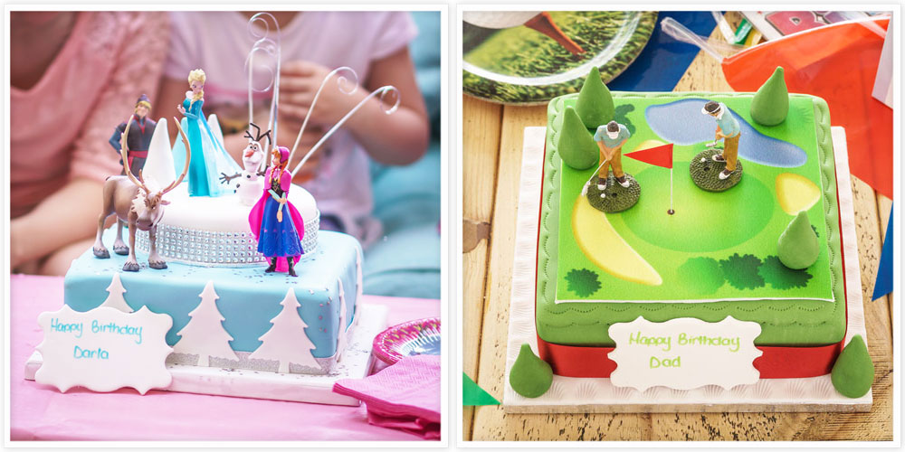 Astounding Gluten Free Birthday Celebration Cakes From The Brilliant Bakers Personalised Birthday Cards Beptaeletsinfo