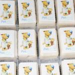 Pet Plan Mini Logo Cakes