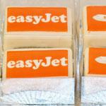 Easy Jet Mini Logo Cake