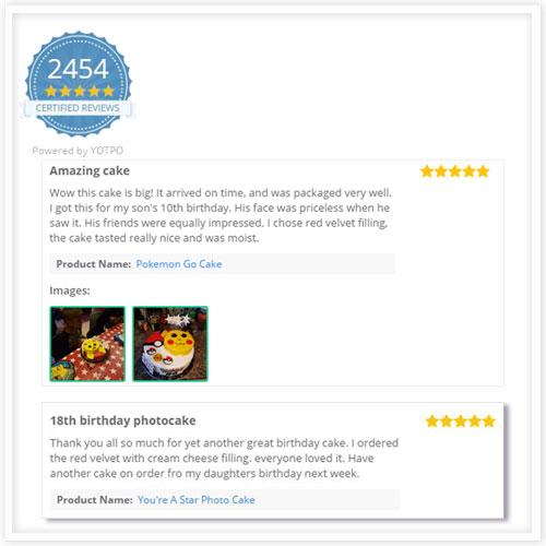 Red Velvet Cake Reviews