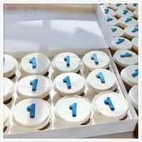 Samsung Cupcake Order