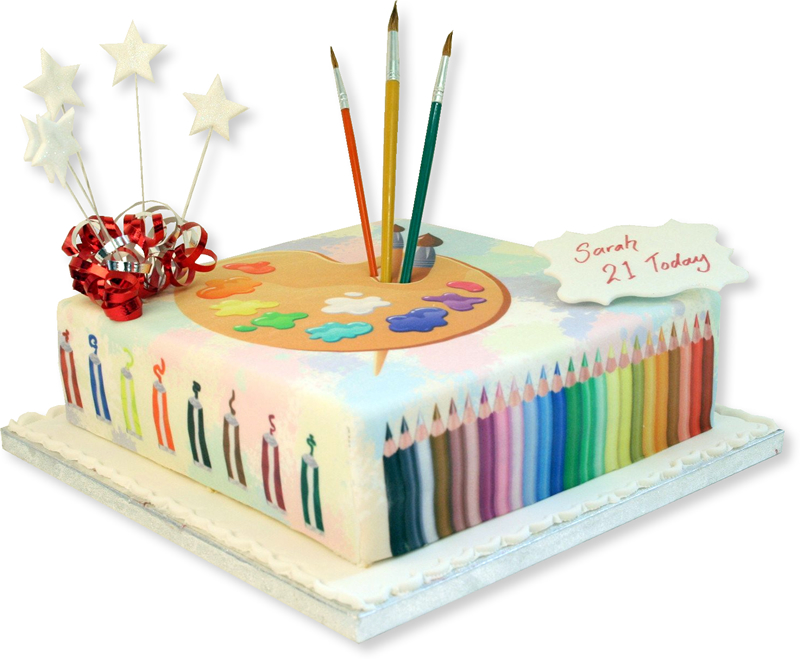 Cake Artist Cakes : 80th artist cake on Pinterest Birthday Cakes, Artists ...